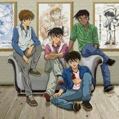 The Boys | Detective Conan