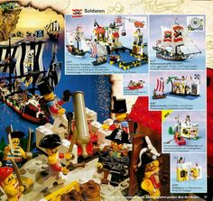 LEGO Pirates 1993 set