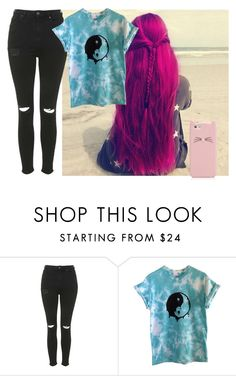 """""""Untitled #1275"""" by tay-tay-marie ❤ liked on Polyvore featuring Topshop and Kate Spade"""