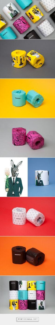 Smartass Toilet Paper - by Design Dairy