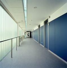Hospital de Psicogeriatría / CMV Architects
