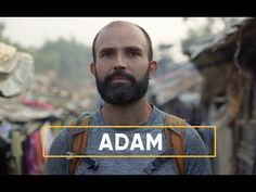 Adam: Don't be afraid to go to new places - YouTube