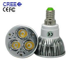6 x LED-Strahler / 220 Volt / E14 / Lichtfarbe Warmweiss / dimmbar ! Jetzt auf LED-Licht umstellen und Energie sparen !