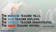 The Difference Between Good And Great Teachers #image
