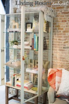 storage glass cabinets on pinterest glass cabinets ikea and cabi. Black Bedroom Furniture Sets. Home Design Ideas