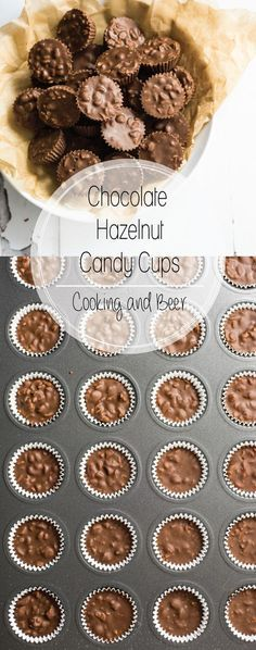 Chocolate Hazelnut Candy Recipe is the perfect candy for the holidays! It only requires 3 ingredients and is ready in under 30 minutes! Hazelnut Recipes, Chocolate Recipes, Chocolate Smoothies, Chocolate Shakeology, Holiday Baking, Christmas Baking, Christmas Crack, Xmas, Easy Desserts
