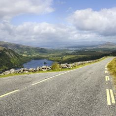 "photo: ""Looking out over Killarney National Park, Co. Kerry, Ireland Taken by Tiramisu Studio Road Trippin, My Heritage, Tiramisu, Poland, National Parks, Country Roads, Mountains, Studio, Travel"