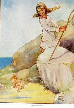 The Water Babies by Charles Kingsley, 1915, illus. Mabel Lucie Atwell