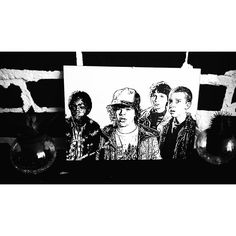 Stranger Things Ink picture by Lavinkworld on Etsy