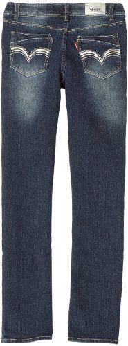 Levi`s Girls 7-16 Regs 2759 Style Obsessed Skinny Jean $22.99
