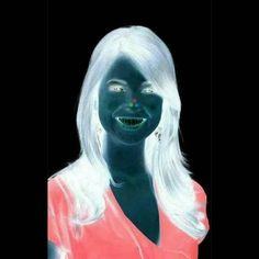 Totally legit. Try it. @Regrann from @onlyinbos - Stare at the red dot on her nose for 30 seconds. Then look at a plain wall & blink really fast. - #regrann