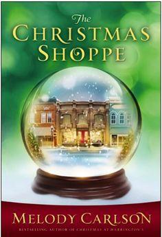 Bargain e-Book: Christmas Shoppe {by Melody Carlson} ~ $1.99!
