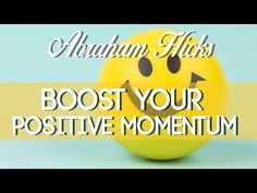 Abraham Hicks 2020 How To Boost Your Positive Momentum No Ads Wisdom Quotes, Life Quotes, Quotes Quotes, Motivational Words, Inspirational Quotes, Laws Of Life, When You Believe, Get Happy, Abraham Hicks