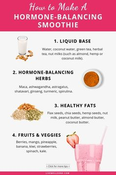 How To Make Smoothies, Apple Smoothies, Healthy Smoothies, Healthy Fats, Healthy Drinks, Making Smoothies, Diet Drinks, Healthy Weight, Healthy Detox