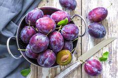 Pflaume oder Zwetschke #plum #damson #difference #fruits #information