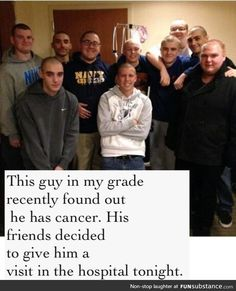 Faith in humanity restored (: