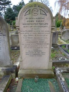 Eleanor Rigby's headstone in St Peter's Churchyard. Liverpool Town, Eleanor Rigby, St Peter's Church, Recorder Music, Hearth And Home, Coincidences, Travel Europe, Paul Mccartney, Wicca