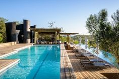 How South Africa's Singita Lebombo Is Redefining the Luxury Safari Lodge | Architectural Digest