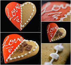 Image and Sound Expert: Fotografie de produs - turta dulce, valentine's da. Valentines Day, Desserts, Blog, Photos, Image, Product Photography, Valentine's Day Diy, Tailgate Desserts, Deserts