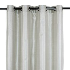 Set of two silk-inspired curtain panels with grommet tops.   Product: Set of 2 curtain panels Construction Material: 1...