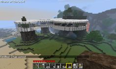 Minecraft cool modern house best of how to build a hollow sphere in Minecraft Mods, Minecraft Houses Xbox, Minecraft Houses Survival, Minecraft Houses Blueprints, Minecraft Plans, Minecraft Buildings, Minecraft Awesome, Minecraft Stuff, Minecraft Images