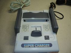 Video Game Super Charger 8 bits