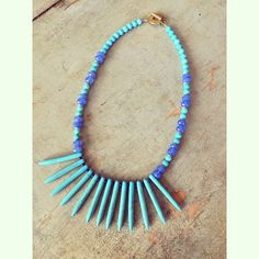 Something blue//www.theodosiajewelry.com