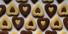 Heart biscuits