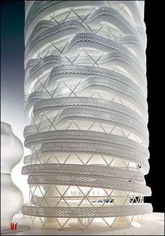 Peter Testa Carbon Fiber Tower