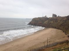 Tynemouth king Edwards beach 7.45 am 26 th March 2015 www.tynemouthwebcam.com