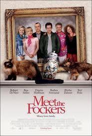 La película Los Padres de El con Robert de Niro y Ben Stiller