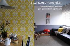 decoração descolada apartamento - Pesquisa Google