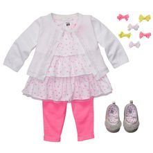 We already bought this for her. (minus the hair bows and shoes) We couldn't resist.
