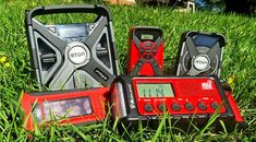 A ❎ good emergency radio can be a lifesaver, but which one is best? Our experts spent 56 hours to pick top 10 ❎ best emergency radios on the market TODAY for you. Noaa Weather Radio, Emergency Radio, Life Savers, Solar, Communication, Radios, Stuff To Buy, Drop, Outdoor