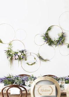 Gold Diameter 26 Gauge Metal Sturdy frame for floral hoops, wall hangings, macrame projects, wreaths and DIY crafts and decorations. Wine Bottle Crafts, Mason Jar Crafts, Mason Jar Diy, Diy Hanging Shelves, Diy Wall Shelves, Macrame Projects, Diy Projects, Metal Projects, Metal Crafts