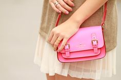Lovely and pink