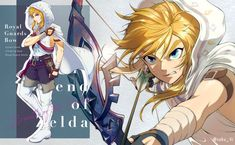 The Legend Of Zelda, Breath Of The Wild, Twilight Princess, Princess Zelda, Royal Guard, Link Zelda, Wind Waker, More Pictures, Anime