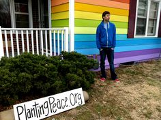 The LGBT Equality House Across From Westboro Baptist