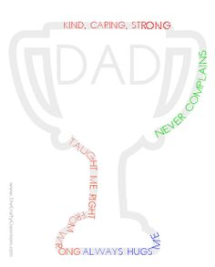 father's day ideas ks1