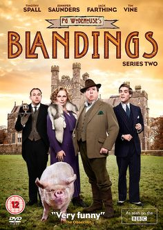 """""""Blandings"""" Blandings Series 2 (DVD) at BBC Shop"""