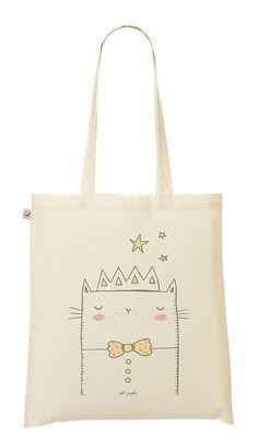 Tote Bag - Cat Fancier by VIDA VIDA vUyOZ0N