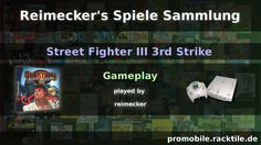 RSS : Gameplay : Street Fighter 3 the 3rd Strike [Dreamcast]