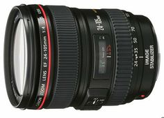 Canon 24-105mm EF f4L IS USM