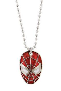 Spider-Man Necklace