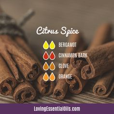 Bergamot Diffuser Blends - Relax and Uplift Your Senses! by Loving Essential Oils Cinnamon Essential Oil, Bergamot Essential Oil, Essential Oil Perfume, Essential Oils Guide, Essential Oil Uses, Diffuser Recipes, Essential Oil Diffuser Blends, Aromatherapy Oils, Relax