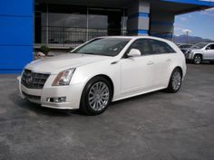 2010 Cadillac CTS Vehicle Photo In Las Cruces, NM 88005