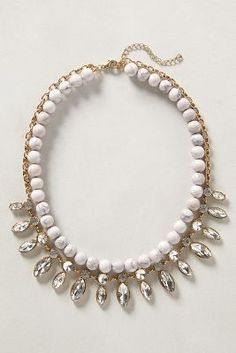 Firament Layered #necklace by @Anthropologie