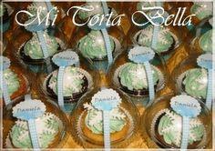 Cupcakes con envase - Frozen