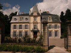 Château d'Epenoux - 5, Rue Ruffier d'Epenoux Pusy-Epenoux, Haute-Saône, Franche-Comté
