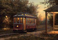 Paintings By Evgeny Lushpin...